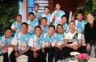Ibrahimovic làm khách mời thân thiện cùng đội bóng nhí Thái Lan