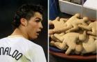 Ăn theo scandal của Ronaldo, 'bánh cưỡng bức' ra đời