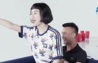 Cầu thủ U19 Việt Nam khiến fan đỏ mặt vì... 'cảnh nóng'