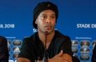 Ronaldinho bị tòa án tịch thu hộ chiếu