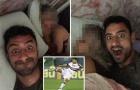 Lộ 'ảnh giường chiếu' của Daniel Correa trước khi bị sát hại