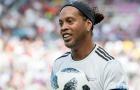 Tài khoản cạn tiền, Ronaldinho bị tịch thu tài sản