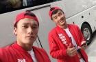 Top 4 cặp bạn thân đáng yêu hết cỡ của đội tuyển Việt Nam