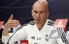 Zidane: 'Real Madrid không bào chữa, đây là mùa giải quá tệ hại'