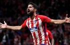 Diego Costa và cơn ác mộng mang tên Camp Nou