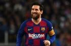Lionel Messi còn 2 cơ hội để tạo ra thống kê ấn tượng