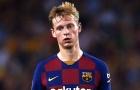 Barca đại thắng, De Jong vẫn thận trọng khi nhắc về Champions League