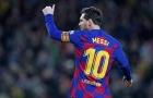 Messi lần thứ 9 làm được điều Ronaldo chưa thể chạm tới