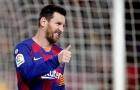 Hướng đến đại chiến Bayern, Barca nhận 'tin lành' về Messi