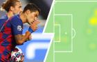 Bản đồ nhiệt của Suarez: Bằng chứng cho sự yếu kém của Barca