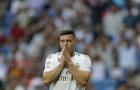 Bị Zidane ném lên ghế dự bị, sao Real thản nhiên chấp nhận