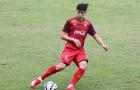 Lọt vào 'tầm ngắm' đội top 4 Bundesliga, Văn Hậu vẫn miệt mài tập luyện
