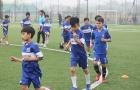 Đội bóng cũ của Luka Modric hỗ trợ bóng đá trẻ Việt Nam
