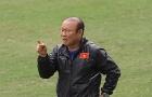 CHÍNH THỨC: HLV Park Hang-seo loại 5 cái tên tiếp theo ở U23 Việt Nam