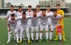 Bùi Tiến Sinh 'mở điểm' cho U18 Việt Nam