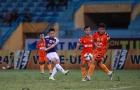Hà Nội FC có trận thắng vất vả trong ngày Bùi Tiến Dũng được bắt chính