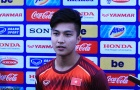 Martin Lo tiết lộ cách hòa nhập khi được triệu tập lên U23 Việt Nam