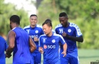 Quang Hải, Văn Hậu quá tải, HLV trưởng Hà Nội FC ngao ngán