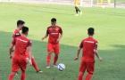 Vì sao U23 Việt Nam chỉ có 3 ngày tập luyện ở lần 1?