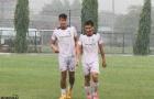 Rèn quân trong mưa, HAGL quyết tâm làm nên bất ngờ trước nhà ĐKVĐ V-League