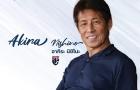 CHÍNH THỨC: HLV Akira Nishino là thuyền trưởng của Thái Lan