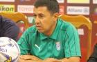 HLV CLB Altyn Asyr đánh giá cao tiền đạo Văn Quyết của Hà Nội FC