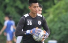 Hà Nội FC có thêm sự lựa chọn trong khung gỗ ngoài Bùi Tiến Dũng và Phí Minh Long