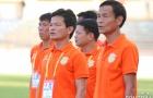 HLV trưởng Nam Định nói gì về trận đấu muộn vòng 22 V-League với Hà Nội FC