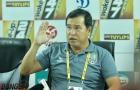 HLV trưởng B.Bình Dương nói gì sau pha tranh cãi ở cuối trận với Viettel?