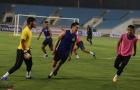 ĐT Malaysia tập gì để đấu với thầy trò HLV Park Hang-seo?
