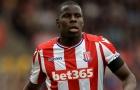 Dự định trở lại Chelsea, Kurt Zouma vẫn hết mình với Stoke