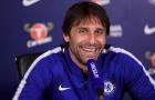 HY HỮU: Conte bị gián đoạn họp báo vì ... 'phu nhân'