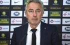 CHÍNH THỨC: UAE sa thải Bert van Marwijk