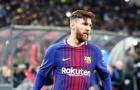 Người Barcelona có nhìn thấy gì từ bản đồ nhiệt của Messi?