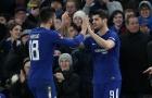Vắng Hazard, hay là dùng cả Morata lẫn Giroud?