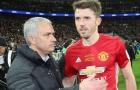 Trò cũ nói lời khiến Mourinho ấm lòng giữa cơn bão chỉ trích
