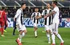 Max Allegri: 'Ronaldo cần làm gì đó để được tha thứ'