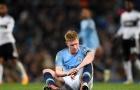 'De Bruyne phải cạnh tranh gay gắt mới có suất đá chính ở Man City'