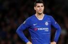 Huyền thoại chỉ ra 'vòng tuần hoàn' khiến Morata trở nên vô hại