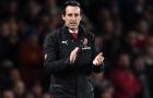 Arsenal bắt đầu 'héo mòn' trong ảo tưởng hoang đường của Emery