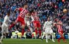 Tương lai trụ cột Real coi như xác định sau trận thua Girona