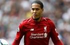 Tam sát của Liverpool bị bỏ túi là vì... Van Dijk