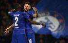 Giroud 'dọa nạt' người Manchester trong ngày Chelsea đại thắng