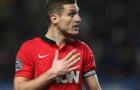 Vidic: Làm được điều này, Man Utd sẽ thắng Liverpool 2-1