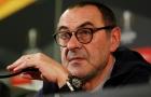 Sarri: 'Guardiola là kẻ may mắn'