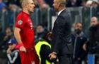 Pep 'hụt' Champions League, Robben lên tiếng nói lời thật lòng