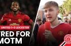 Fan Man Utd: 'Cậu ấy đầy sức sống, nên được đá chính trận tới'