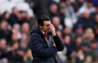 Arsenal hòa thất vọng, đây là phản ứng của Emery về tin đồn sa thải