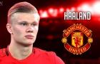 Muốn có Erling Haaland, Man Utd phải đánh đổi bằng 1 cái tên khác
