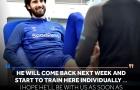 Ancelotti xác nhận Gomes hồi phục thần tốc, trở lại vào tuần sau